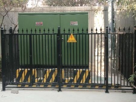 南康小學供電工程-315KVA緊湊型箱式變電站