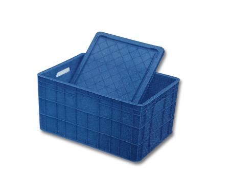 塑料封闭箱