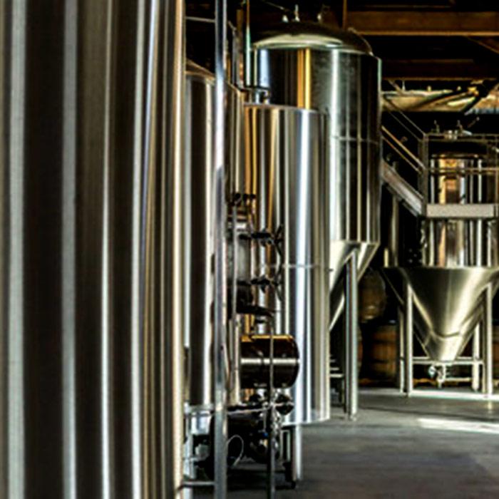 1000升自酿啤酒设备
